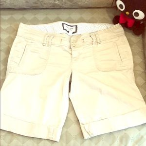 Abercrombie and Fitch shorts , size 2.